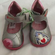 AGATHA RUIZ de la PRADA Baby Girls Pre-Walker/Pram Shoes Eur 18 (6-9m) NWOT