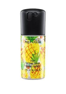 MAC Prep + Prime Fix + Plus Pineapple Setting Spray 1oz