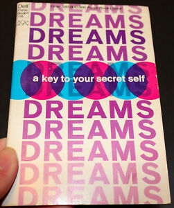 Dell Purse Book 1599 Dreams (1963) - Good Condition