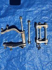 2004 04 Honda Crf450r Crf450 Crf 450 Engine Mounts Support Brace Holder OEM