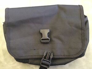 *NEW* GXG Black Gas Mask Pouch