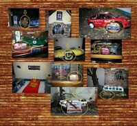 Lot # G: 10 Diorama Garage Acessories - 1/43 or 1/18 scale