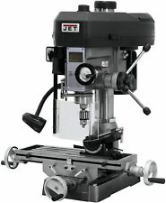 Jet 350017 Jmd 15 Milling Drilling Machine 15 With Stand