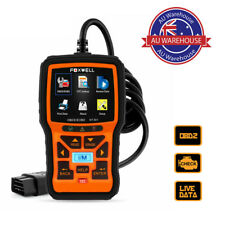 Automotive Scanner OBD2 Car Diagnostic Tool Engine Fault Code Reader Scan Tools