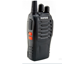 Portable Walkie Bf-888S Uhf 400-470 Mhz Talkie 16Channels 2Way Ham Radio Zha