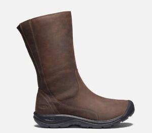 Keen Presidio II Boot Chestnut/Mulch Size 11US NEW IN BOX