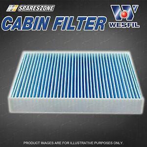 Wesfil Cabin Filter for Nissan Patrol Y62 Petrol 5.6L V8 32V Refer RCA215P