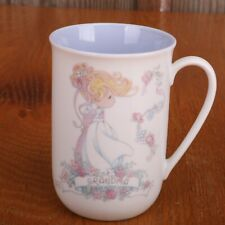 Precious Moments Coffee Tea Cocoa Mug Grandma Butcher Enesco 1993