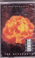 Dr. Dre Presents...The Aftermath (Nov-1996, Aftermath) [PA] rap cassette NEW