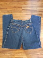 Euc Vintage Gitano High Waisted Tapered Leg Mom Jean Sz 26 In