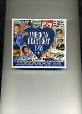 AMERICAN HEARTBEAT 1959 - BRENDA LEE MARTY ROBBINS PAUL ANKA - 2 CDS - NEW!!
