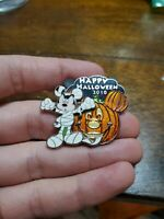 Disney Mummy Mickey Happy Halloween 2010 Pin Limited Edition of 1000