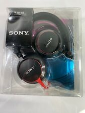Sony MDR-V55/BR Headphones - Black
