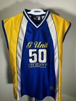 G UNIT 50 CENT jersey size L  Vintage 90s 50 Cent 'Get Rich or Die Tryin' rap