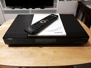 Humax Freesat+ Foxsat-HDR 320GB HDD Twin Channel Tuner/Recorder