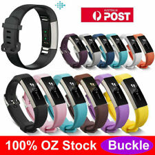 Replacement Wristband Watch Band Buckle Strap For Fitbit Alta / Alta HR / Ace