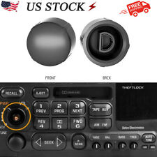 Car audio radio stereo volume control knob Button For Gm Vehicles