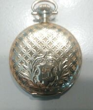 Solid Gold Elgin Pocket Watch, 34.3 grams