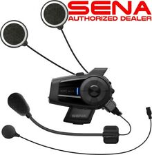 Sena 10C Evo Bluetooth Helmet 4-Way Communicator Action Camera 4k 30FPS