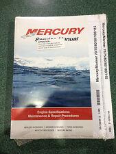 MERCURY SERVICE MANUAL NEW 70/75/80/90/100/115 PART #90-13645--2