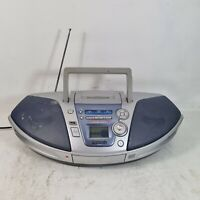 Panasonic RX-ES27 Power Blaster CD Cassette Radio portable boombox.