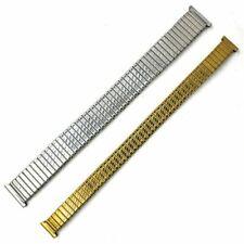 Edelstahl-Uhrenarmbänder 18mm