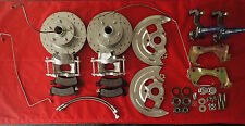 1968 1972 chevelle front disc brake conversion gto STOCK RIDE HEIGHT SS HOSES