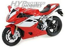 MAISTO 1:12 MOTORCYCLE MV AGUSTA F4RR RED 11098