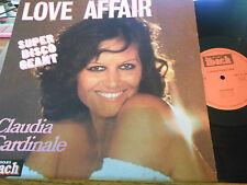 Claudia Cardinale – Love Affair   Disques Ibach – 60 702, 1977