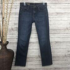 J. Crew Matchstick Womens Jeans  Sz 27S Strech Dark Blue Denim(i)