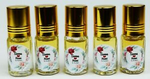 Personalised Islamic Wedding Party Favours Gifts Attar Perfume Parfum
