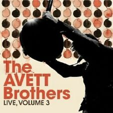 "THE AVETT BROTHERS ""LIVE VOLUME 3"" CD NEU"