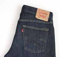Levi's Strauss & Co Hommes 514 Slim Jeans Jambe Droite Taille W32 L30 AVZ200