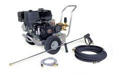 Hotsy Cold Water Pressure Washer 4000 Psi 4 Gpm Gas Engine Electric Start Direct