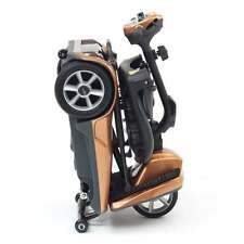 NEW Automatic Electric Folding Portable Lightweight Mobility Scooter Copper