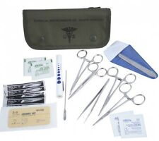 Genuine US Field Surgical Set Military Army Field Medic Fire EMS paramedic