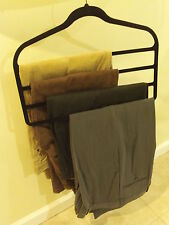VELVET Pants Trouser Shirt Tie Clothing Jacket Coat Hangers! $7.99 Free Ship!