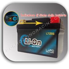 BATTERIA MOTO LION LTZ5S LITIO YTZ5S YTX4L-BS YTX5L-BS KTM EXC 2T 250 08/12