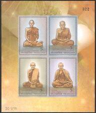 Thailandia 2005 monaci buddisti/Persone/RELIGIONE 4v M/S (n39599)
