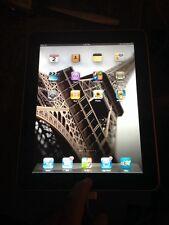 Apple iPad 1st Generation 64gb, Wi-Fi, 9.7in - Black (MG822LL)
