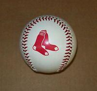 Rawlings Baseball with Boston Red Sox Logo Two Socks MLB holo Free Shipping