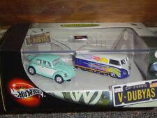 2003 V Dubya 's 2 car set micro bus/ bug Vw  vw bus Ship WW