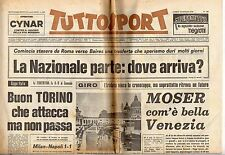 rivista TUTTOSPORT - 22/05/1978 N. 139 MILAN-NAPOLI 1-1