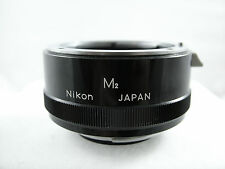 NIKON M2 EXTENSION TUBE FOR NON-AI MICRO NIKKOR CAMERA LENS