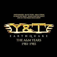 Y&T - EARTHQUAKE-THE A&M YEARS  (4 CD)  HARD & HEAVY / METAL  NEU