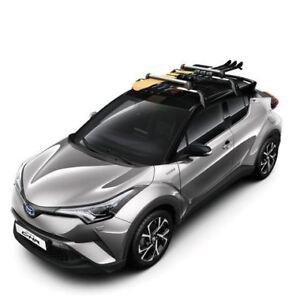 Genuine Toyota C-HR - Roof rack