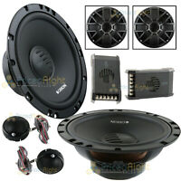 "Orion XTR65.SC 6.5"" 4 Ohm 450W Max Power 2 Way Full Range Car Audio Component"