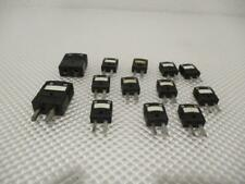 One Used Lot Of 13 Omega Thermocouple Connectors Type J