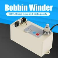 Automatic Sewing Bobbin Winder For Sewing Machine Bobbin Winding Auto 220V