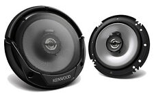"NEW! Kenwood Pair 6.5"" Speakers 2-Way 300 Watts KFC-1665S Brand New"